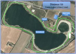 Distance xs c a p