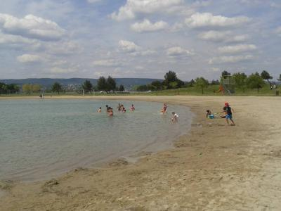 Le lac a 14h vendr 06mai