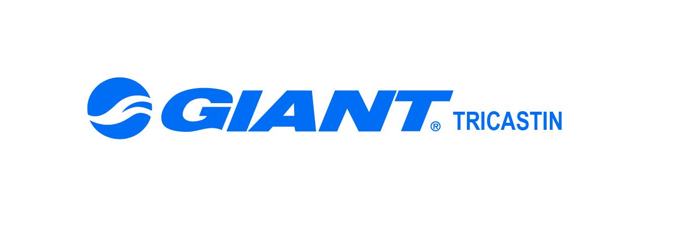 Logo giant tricastin 1