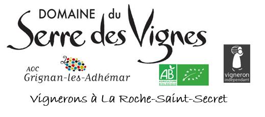 Logo serre des vignes