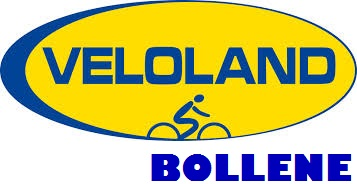 Logo veloland bollene 1