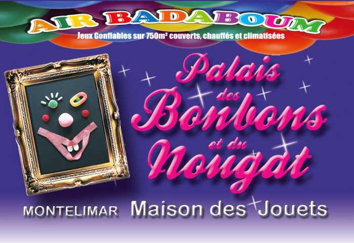 Palais des bonbons 1